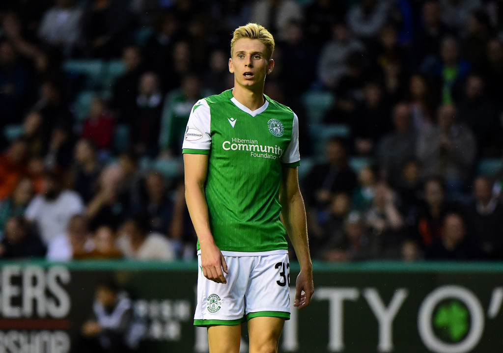 Reported interest may be the best thing for Hibs starlet