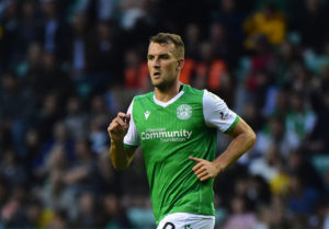Heckingbottom has explained why Doidge missed the Hibs v Ross County clash.