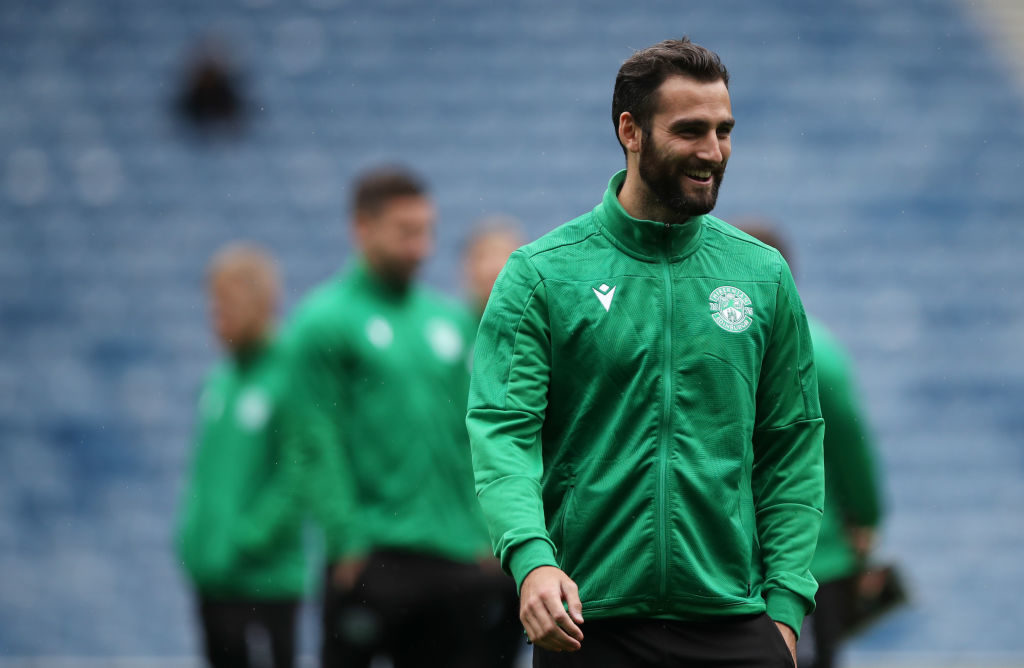 'Champing at the bit' - Hibs defender is eager for more minutes