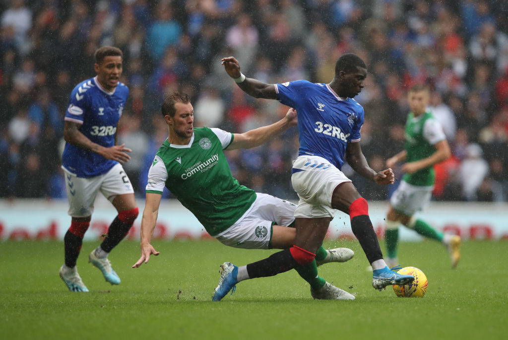 For his teammate's benefit, veteran should be restored to Hibs' starting XI