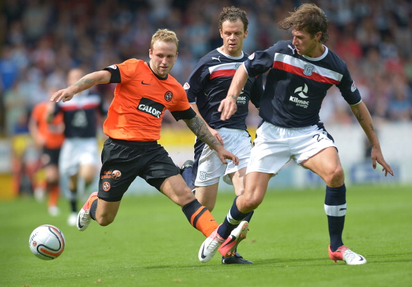 Former Dundee United hero makes classy gesture towards some Tangerine fans