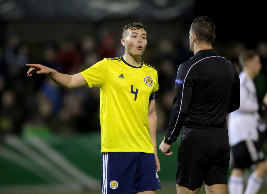 Hibs star is more than capable of fulfilling national team boss' prediction