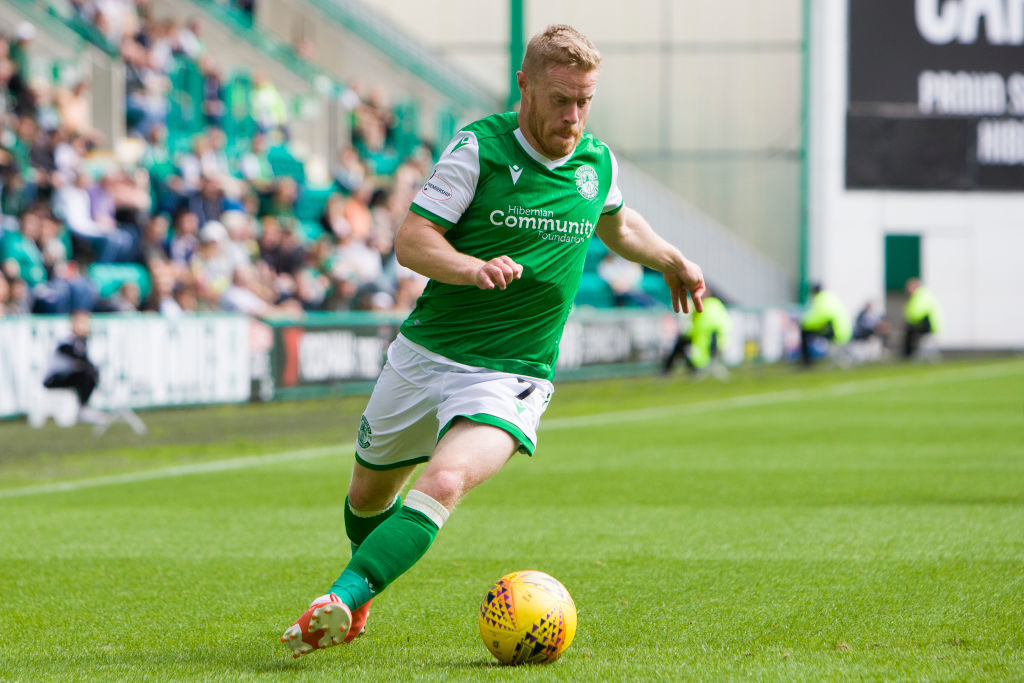 Heckingbottom has a favourite Hibs player if stats are to be believed