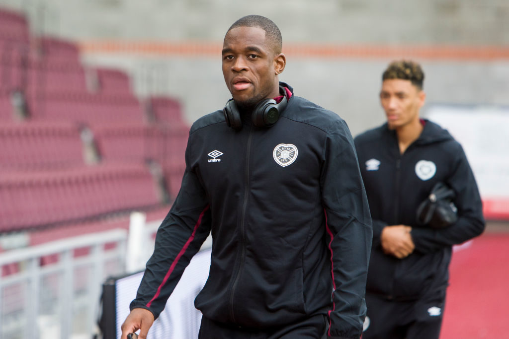 Hearts must hold on to striker linked with number of clubs