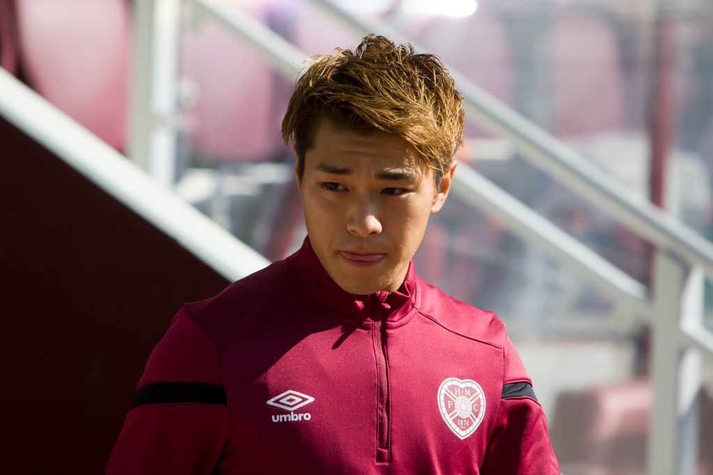 Hearts leader pleased with Manchester City loanee, knows he can 'help' now