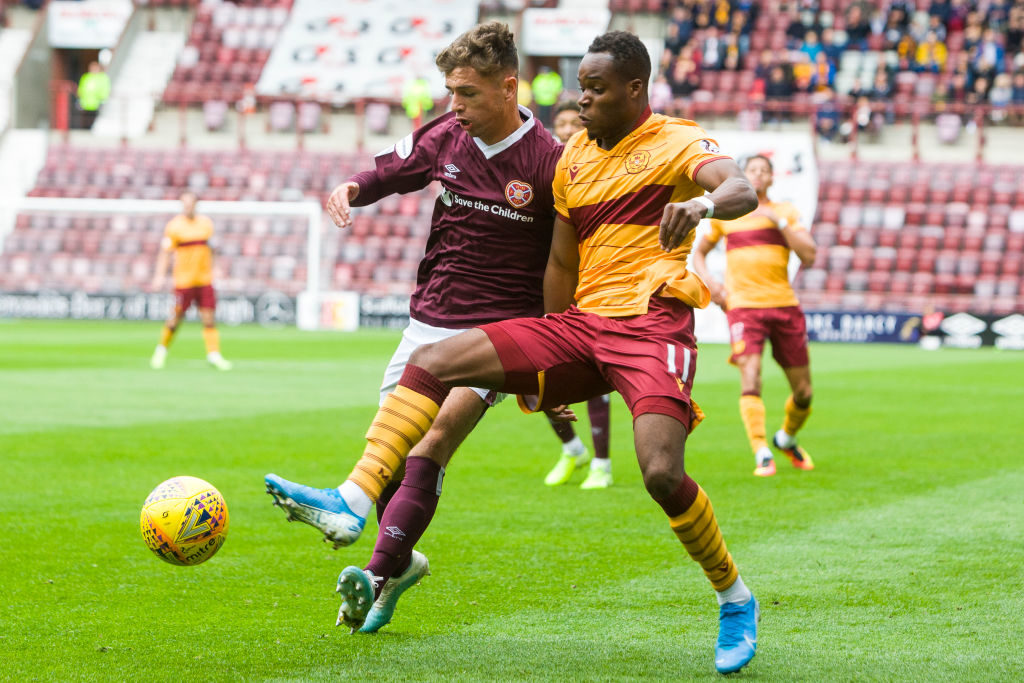Hearts boss seems bitter over weekend result