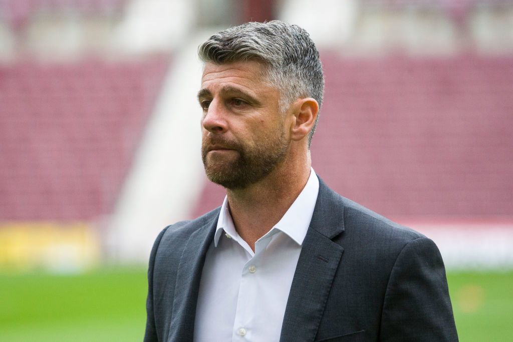 Robinson confirms Motherwell's number one for next season
