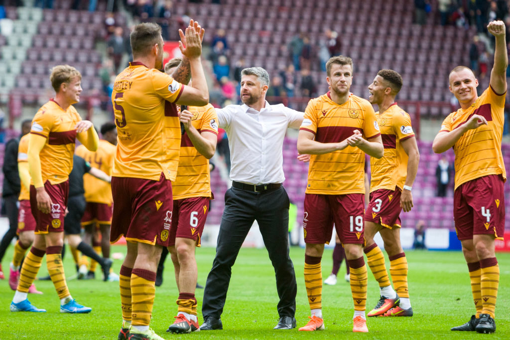 Are Motherwell dark horses this term?
