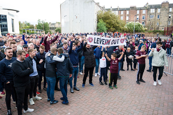 Levein comments are a big slap in the face for Hearts fans