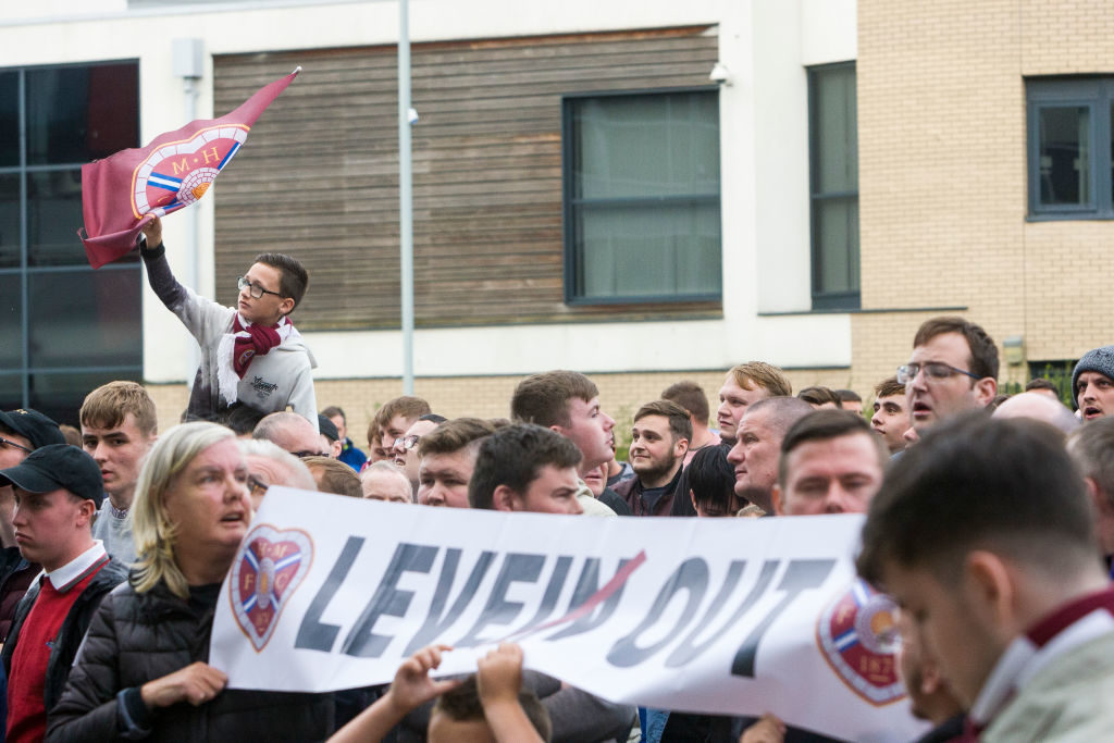 'Fans ignored again' - Some Hearts supporters fume over announcement