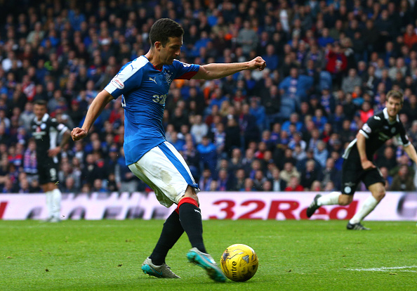 It was an 'easy decision' to leave Rangers says SPFL loan man