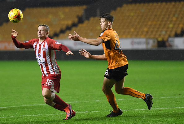 Wolves defender hopes loan start can help him 'force' his way into plans