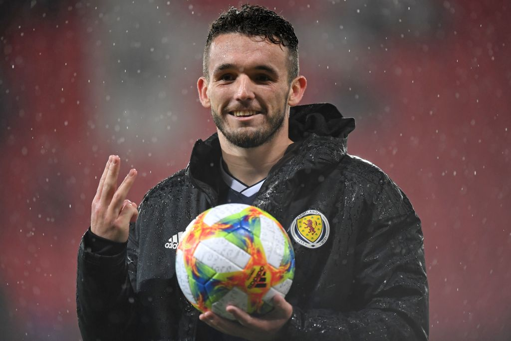 Dean Smith rules out John McGinn exit