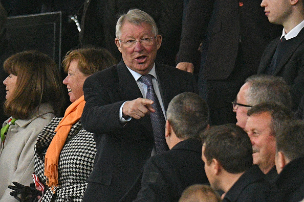 Sir Alex Ferguson has been honoured by Glasgow Caledonian University.