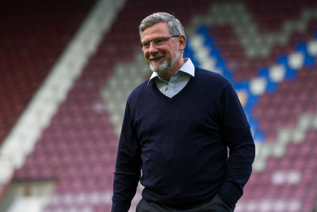 Motherwell boss Stephen Robinson is Hearts' first choice to become new manager
