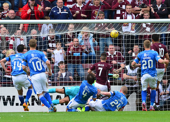 Hearts hoping to obtain injury boost ahead of Rangers visit