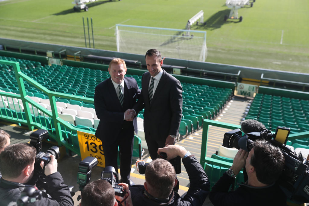 Key Celtic figure won't be swapping Parkhead for SPFL rival says leader