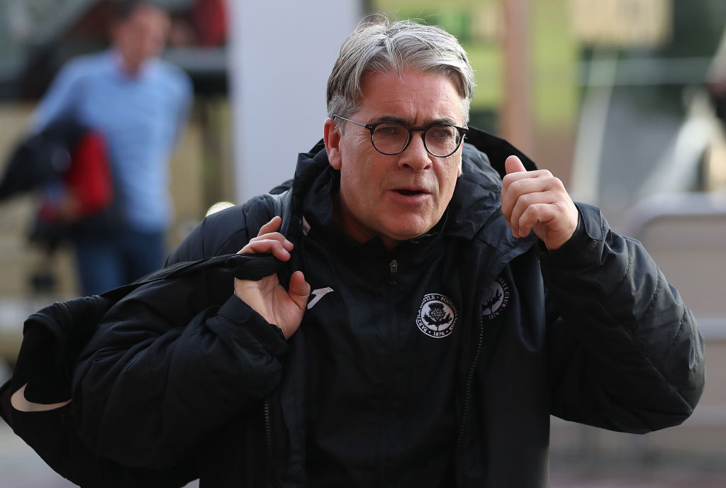 GLASGOW, SCOTLAND - SEPTEMBER 25: Partick Thistle manager Ian McCall arrives prior the Betfred Scottish League Cup quarter final match between Celtic and Partick Thistle at Celtic Park on September 25, 2019 in Glasgow, Scotland.
