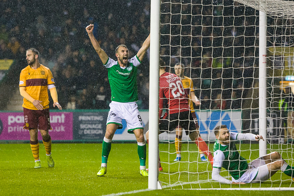 That Doidge guy: The rise of Hibs' prolific marksman