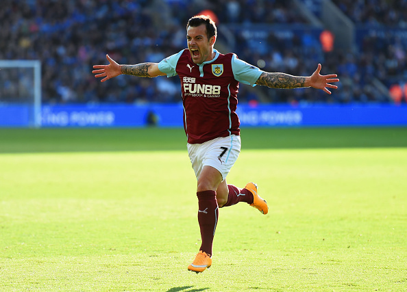 Ex-Burnley man training with SPFL club following spell in free agent wilderness