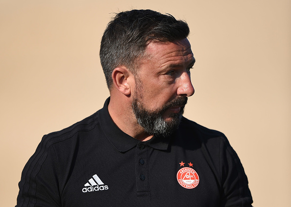 'We have that' - McInnes was loving deadly combo during big Aberdeen win