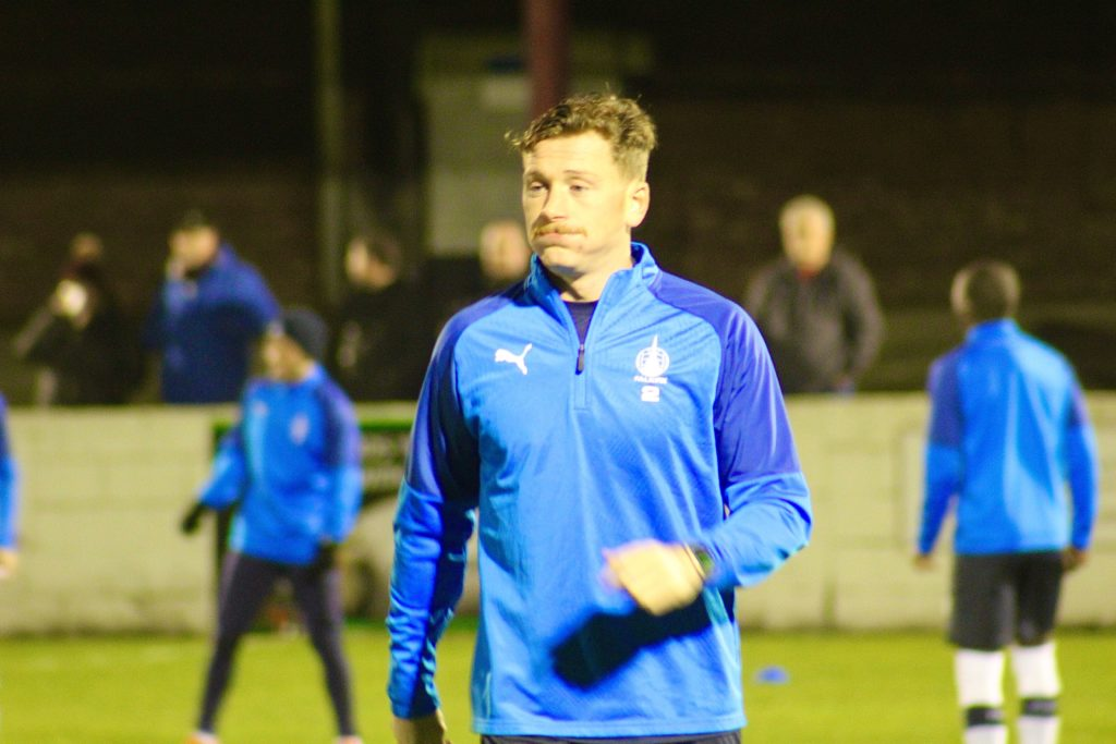 Falkirk man makes big game claim ahead of Raith match