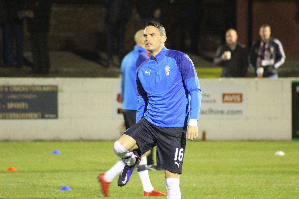 Utility man happy to be playing at Falkirk after slow start