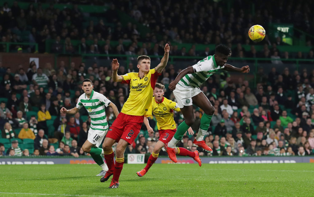 SPFL club make another ambitious approach for Celtic ace