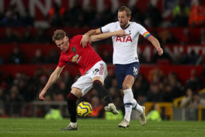 Tottenham's main man may play at Marine.