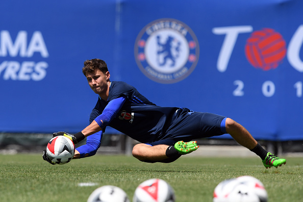 Co-boss sends Chelsea starlet cry out to his players