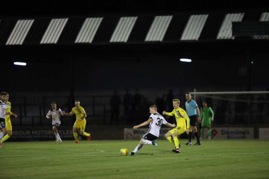 Three things we learned as Ayr turn up the heat on Inverness
