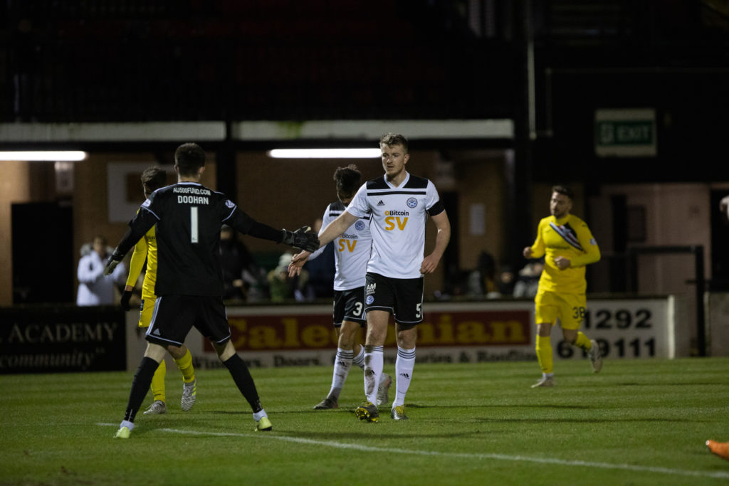 Winger talk 'doesn't concern' Ayr as Kerr lauds Honest Men after three straight wins