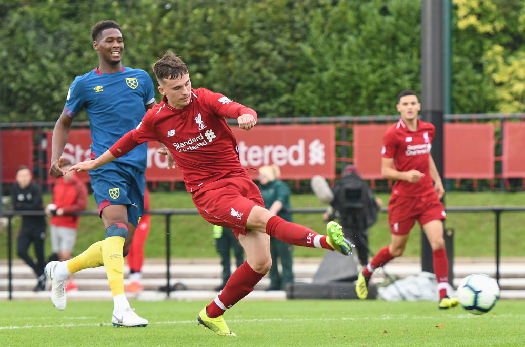 Liverpool prospect returns to Merseyside after loan stint of mixed fortunes