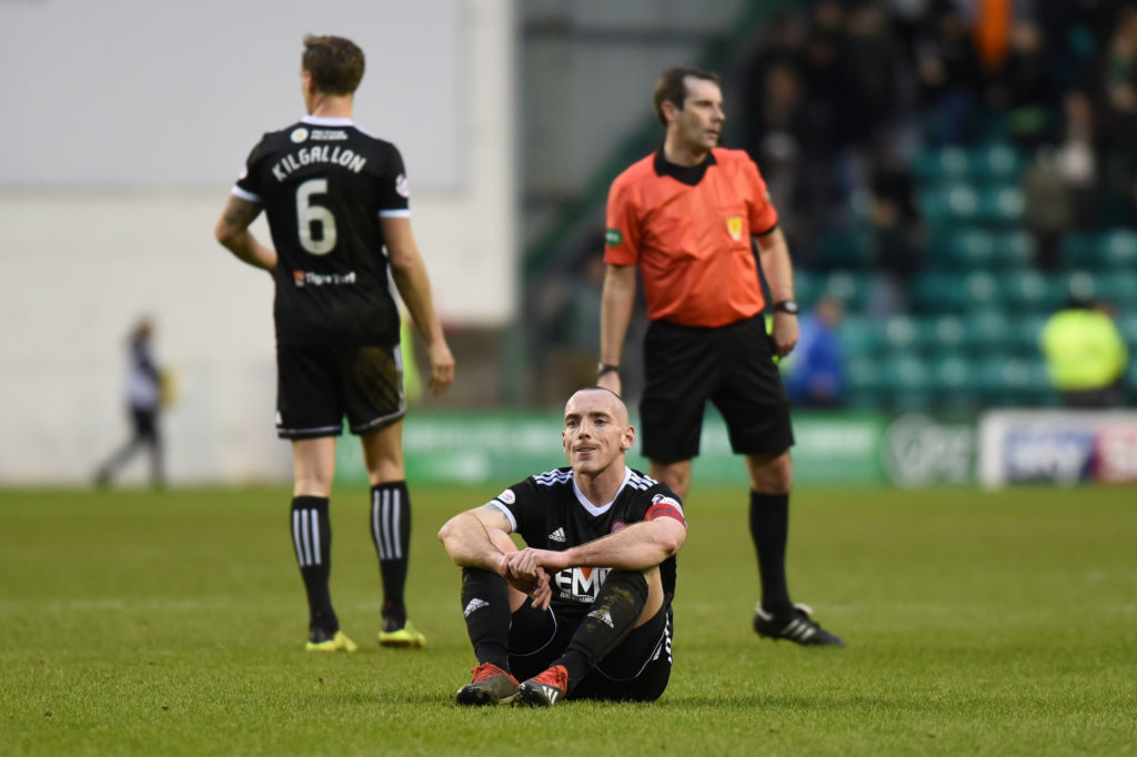 Accies boss opens up on losing Middlesbrough defender and veteran battler