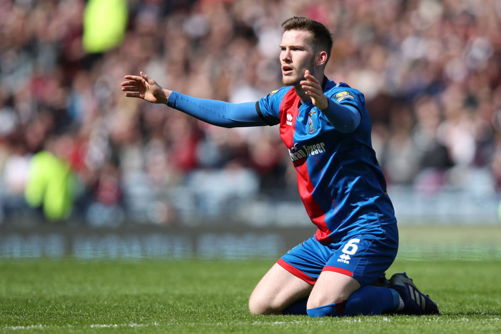 Defender may stay put in Highlands this season despite signing St Johnstone contract