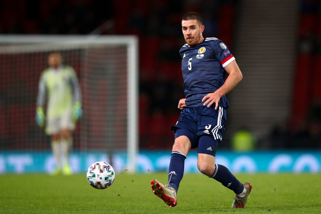 Bristol City amongst three Championship side's linked with Motherwell asset