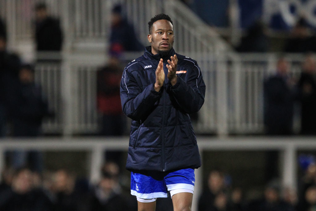 New striker hoping for more Kilmarnock goals after promising start