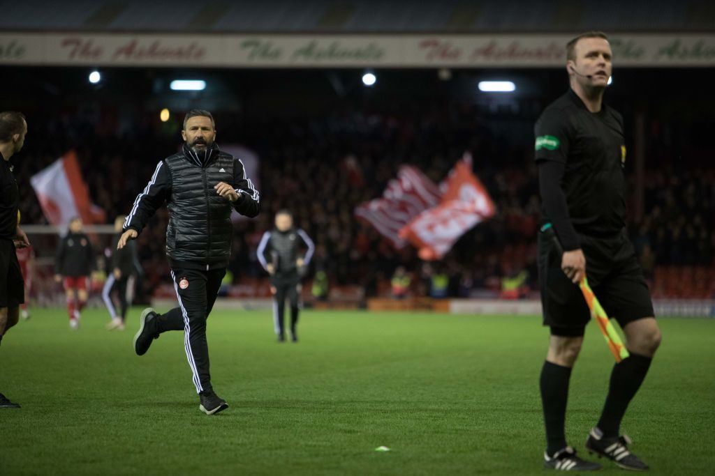 'In an ideal world' - Derek McInnes casts dream Aberdeen scenario