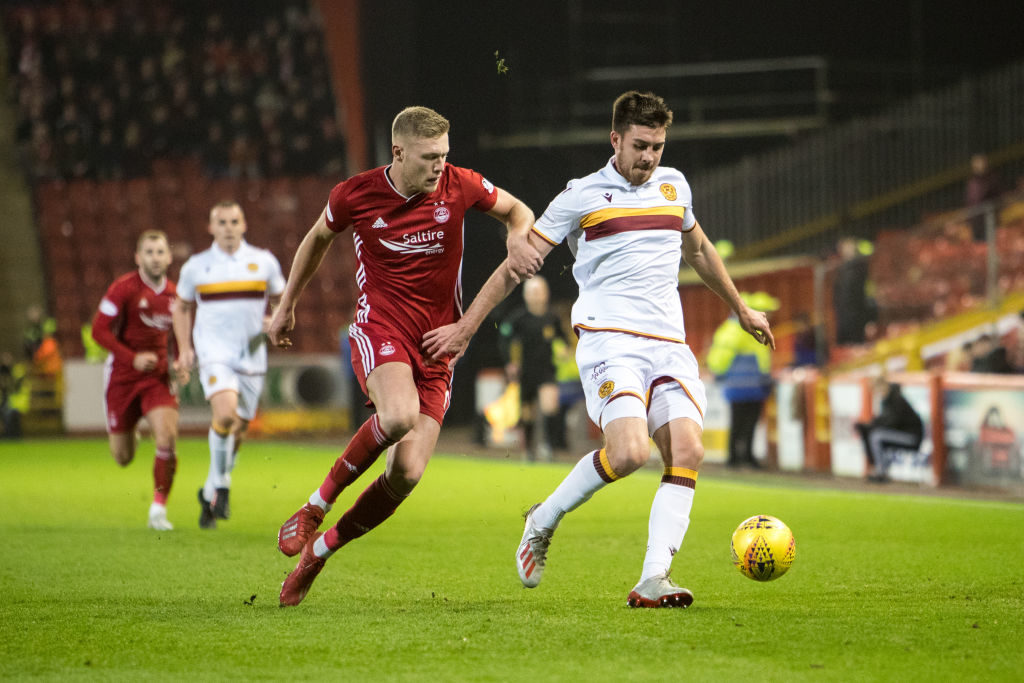 'Massive statement' - Motherwell star gives honest take on potential victory over Aberdeen