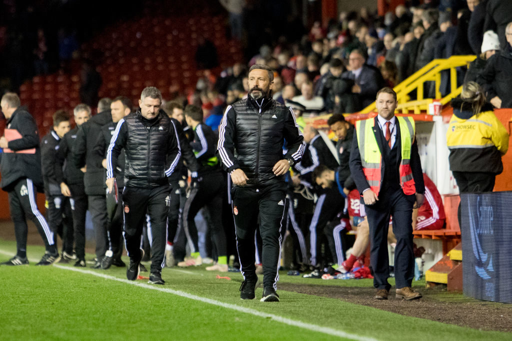 'One or two other things' - Aberdeen boss wants more transfer business