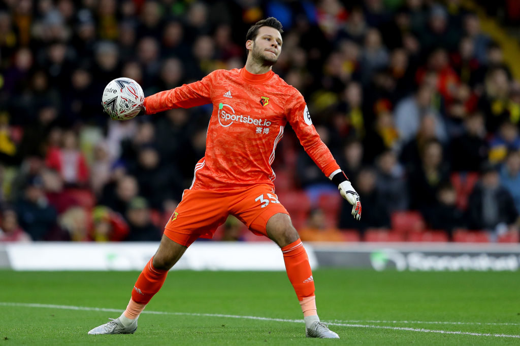Former Kilmarnock man finally gets his Watford bow in thrilling cup tie