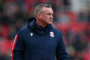 Stoke City manager Michael O'Neil is said to be keen on Allan Campbell.
