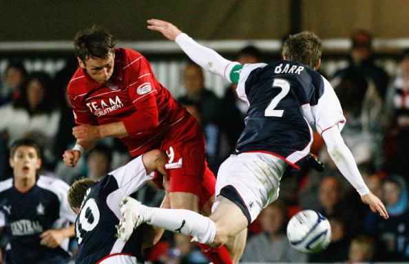 Falkirk leader registers himself as a player