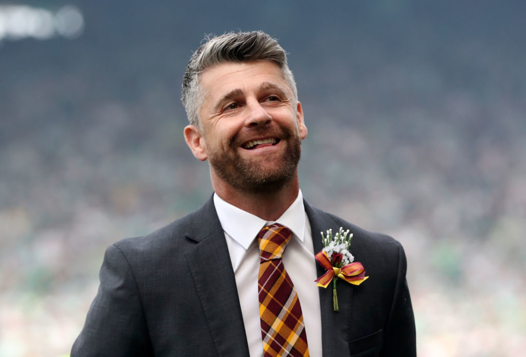 Motherwell boss wants another crack at Scottish Cup glory