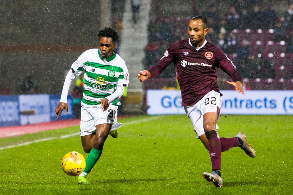 Hearts and Celtic will lock horns again