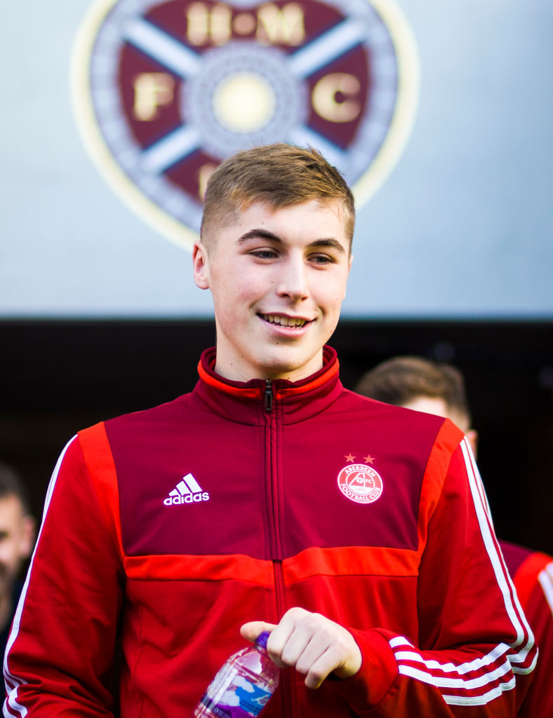 'Lowest point of my career' - Aberdeen youngster reflects on February error at Pittodrie