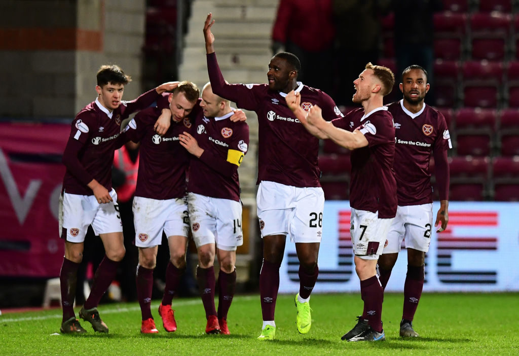 'I was considering leaving football' - Reborn star grateful for Hearts support