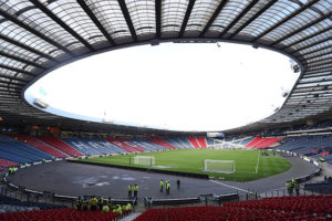 Celtic v Hearts may be in front of no fans.