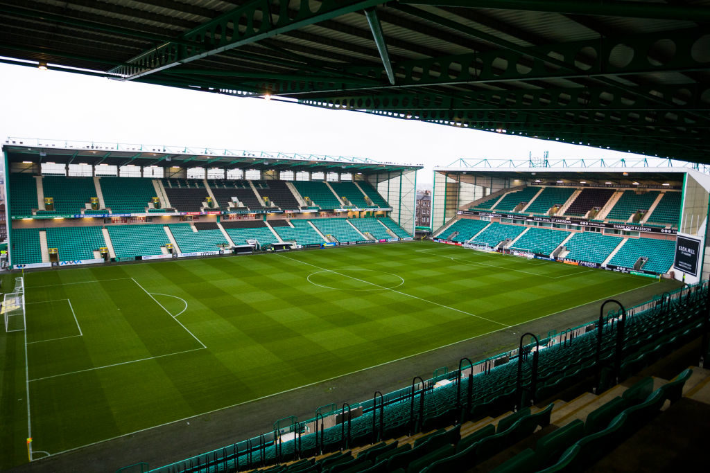 Manchester United talents put exciting Hibees to the sword during Oriam battle