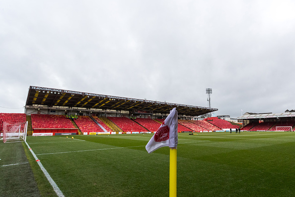 Aberdeen chief applauds the SPFL as football suspends in Scotland